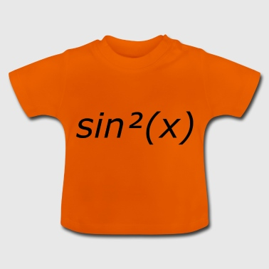 sin2-lettertype - Baby T-shirt