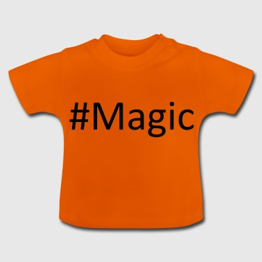 #Magic - Baby-T-skjorte