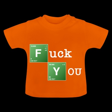 Fuck You - T-shirt Bébé