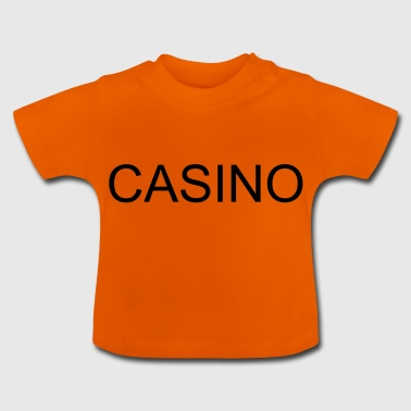 regalo CASINO - Camiseta bebé