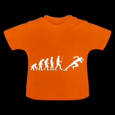 SPRINTER EVOLUTION! - Baby-T-shirt
