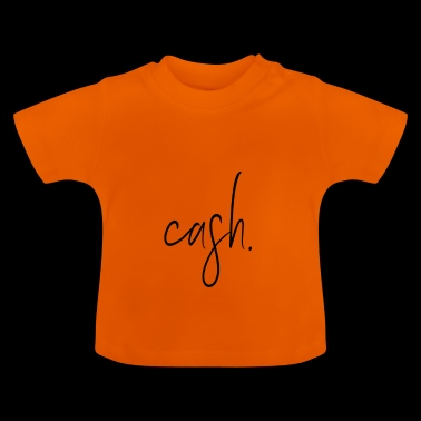 Cash. - T-shirt Bébé