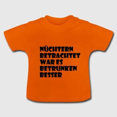 suchbegriff 39 n chtern 39 babykleidung online bestellen spreadshirt. Black Bedroom Furniture Sets. Home Design Ideas