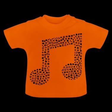 Audio - Baby T-Shirt
