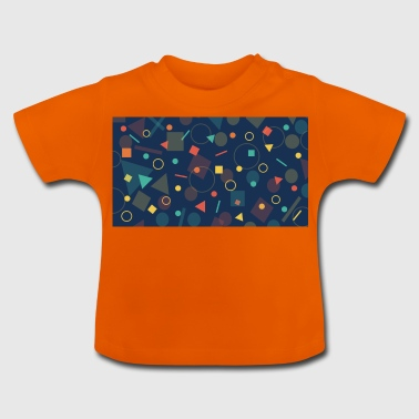 retro look - Baby-T-shirt