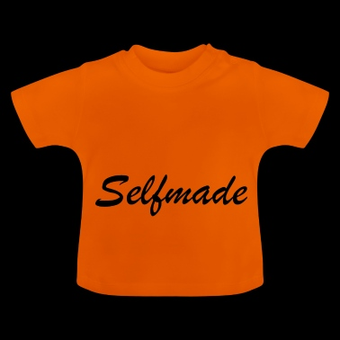 self Made - T-shirt Bébé