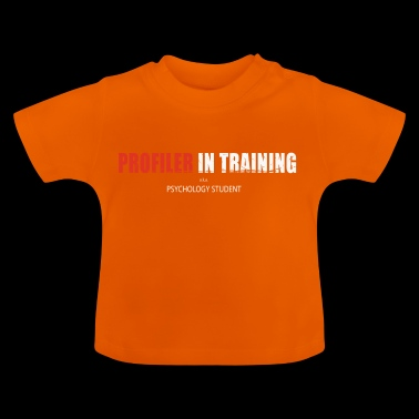 Profiler in Training - Baby T-Shirt