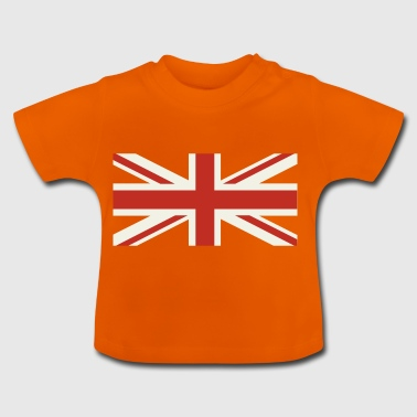 Union Jack Pale - Baby T-Shirt