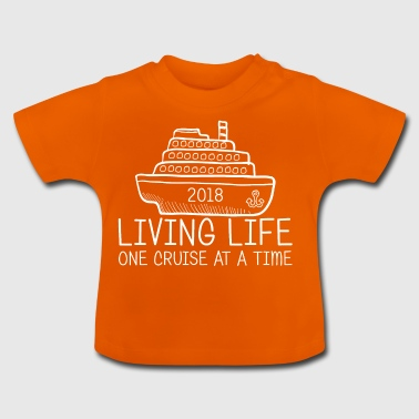 Cruise 2018. Nautical. Boat. Cool Gifts for Crew.. - Baby T-Shirt