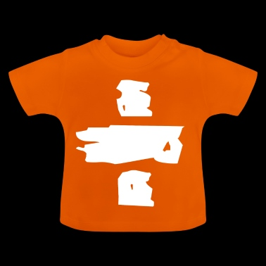 Divided - Division - Math - Baby T-shirt