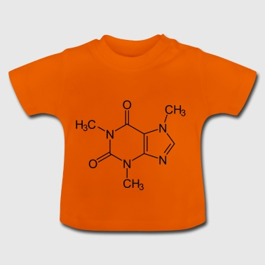 cafeïne - Baby T-shirt