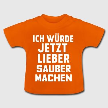 suchbegriff 39 staub 39 babykleidung online bestellen spreadshirt. Black Bedroom Furniture Sets. Home Design Ideas