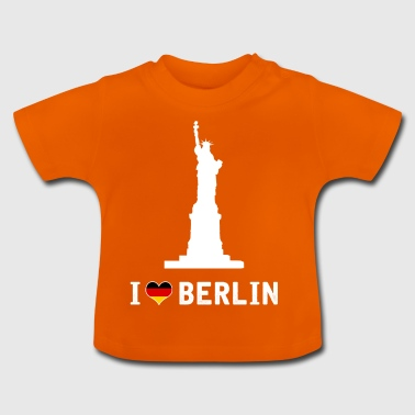I love Berlin de pret - Baby T-shirt