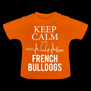French Bulldog French Bulldog - Baby T-Shirt