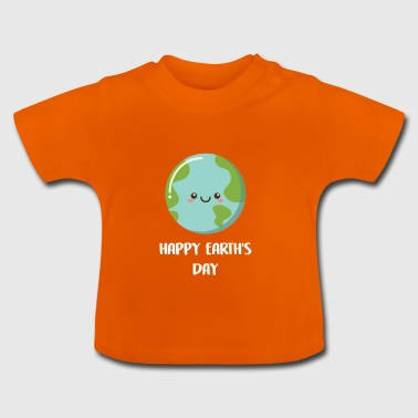 Happy Earth Day gift for Earth Lovers - Baby T-Shirt