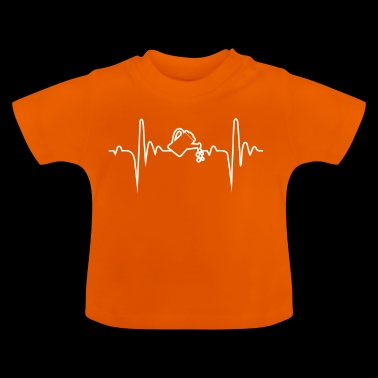 Ecology 19 Heartbeat Gift - Baby T-Shirt