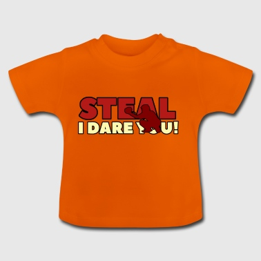 Robar I DARE YOU - Camiseta bebé