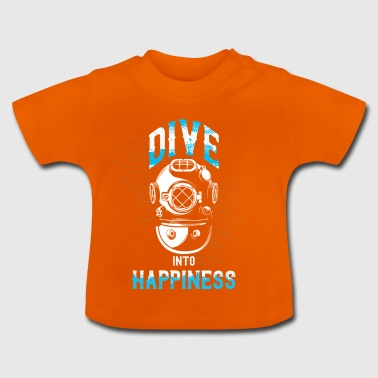Diving helmet Diving Diving suit Diving goggles - Baby T-Shirt