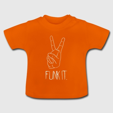 FUNK it Peace T-shirt - Baby T-Shirt