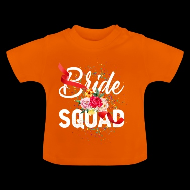 Bride Squad JGA Junggesellinnenabschied - Baby T-Shirt