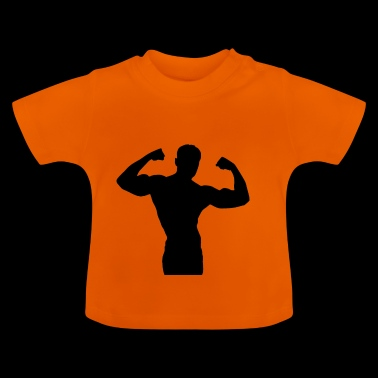 bodybuilding - Baby T-shirt