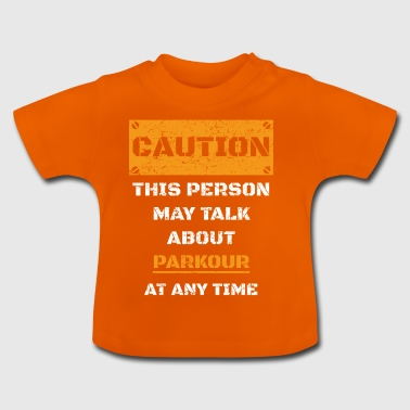 ATTENTION ATTENTION PARLER HOBBY - T-shirt Bébé