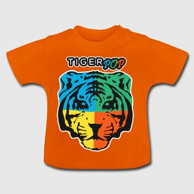TIGER POP - T-shirt Bébé