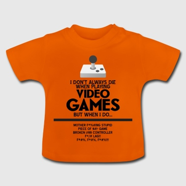 VIDEO-GAMES - Baby T-shirt