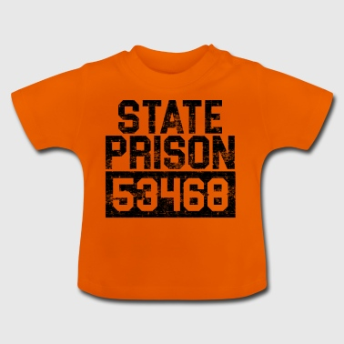Prisoner of the State Prison Funny G - Baby T-Shirt