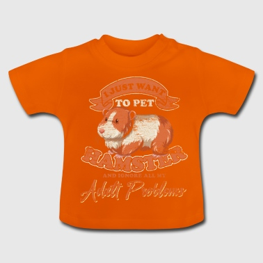 hamster - Baby T-shirt
