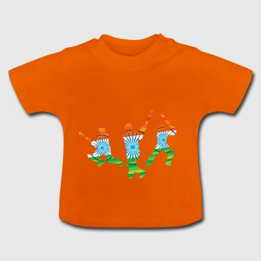 CRICKET INDIEN - Baby T-Shirt