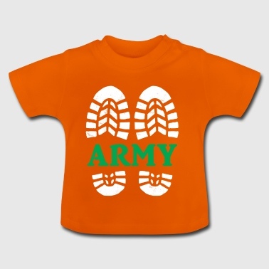 Army. *BEST SELLER* Color choices - Baby T-Shirt