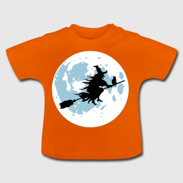 witch - Baby-T-shirt