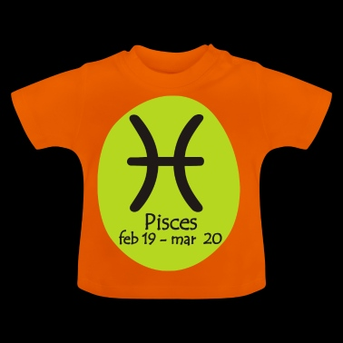Pisces Horoscope - Baby T-Shirt