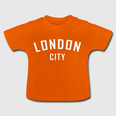 London City. England. Gifts for friend & family - Baby T-Shirt