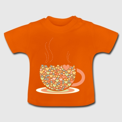 A bowl of morning love - Baby T-Shirt