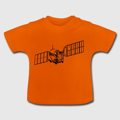 satellite - T-shirt Bébé
