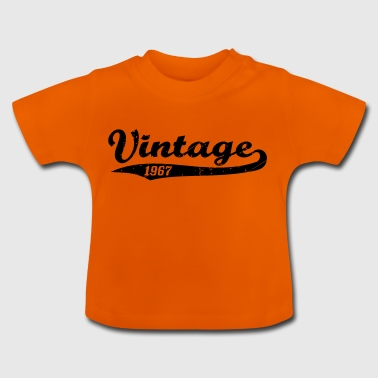 VINTAGE 1967 - Baby T-Shirt