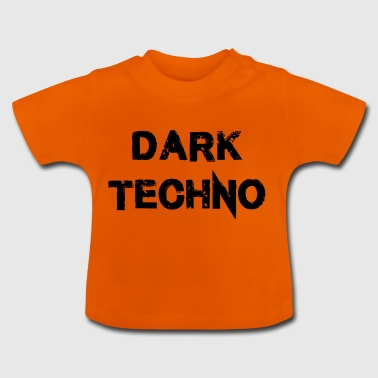 Dark Techno 2.0 - Baby T-shirt