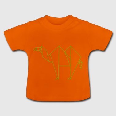 Camel Trail 1 Origami - Baby T-Shirt