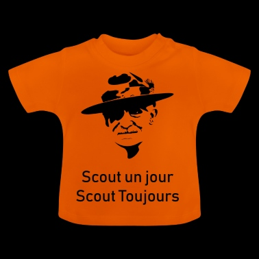 Scout Scout dag ooit - Baby T-shirt