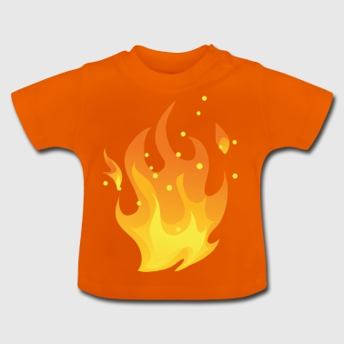 Feuer - Baby T-Shirt