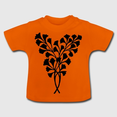Leaves decoration - Baby T-Shirt