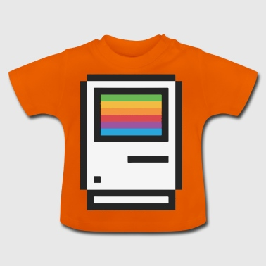 Welcome to Macintosh - Baby T-Shirt