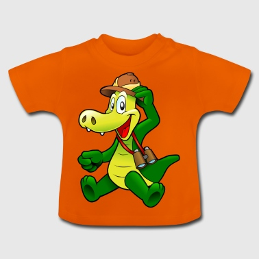 alligator 2023319 - Baby-T-skjorte