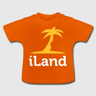 ILand - Insel - Baby T-Shirt