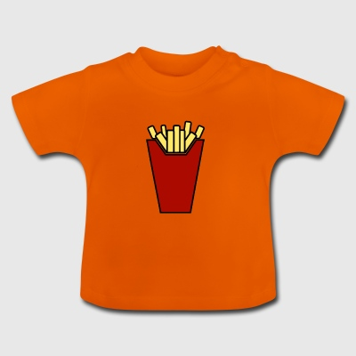 fries - Baby T-shirt