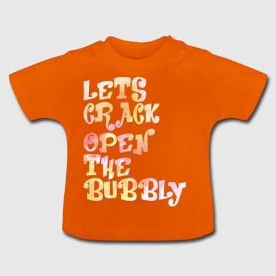 Lets crack - Baby T-shirt