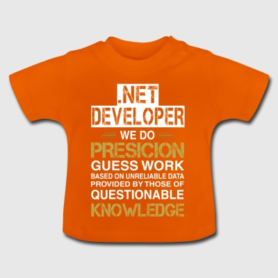 NET DEVELOPER Precision - Baby T-Shirt