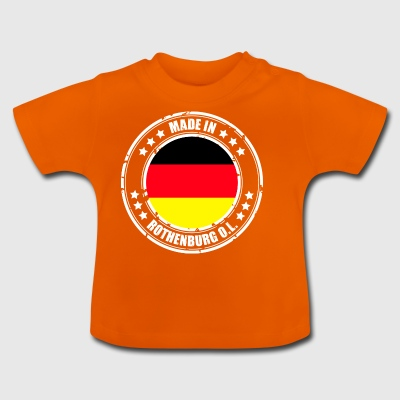 ROTHENBURG OL - Baby T-shirt